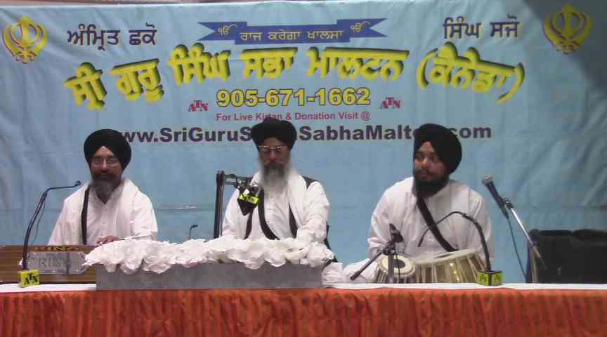 Live from Sri Guru Singh Sabha Malton on Livestream