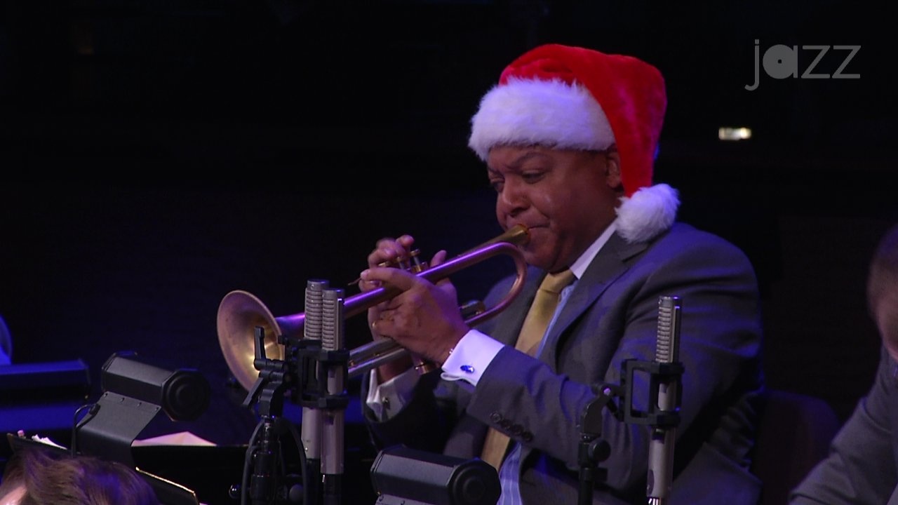 Big Band Holidays (full concert) - JLCO with Wynton Marsalis and ...