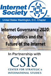 Internet Governance 2020 - Geopolitics & the Future of the Internet