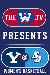 Archive: 1.18.14 BYU at San Diego Women's Basketball