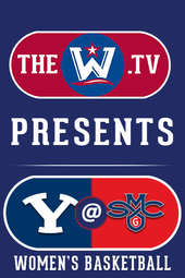 Archive: 1.30.14 BYU at Saint Mary's Women's Basketball