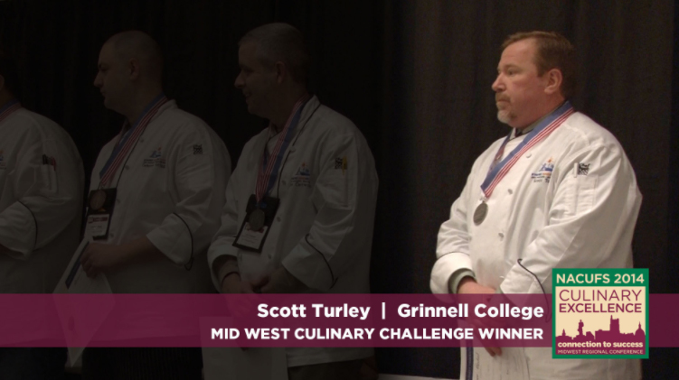 livestream cover image for NACUFS Culinary Challenge