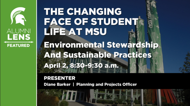 Livestream cover image for Environmental Stewardship and Sustainable Practices