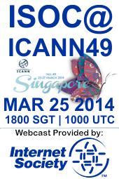 ISOC @ ICANN 49