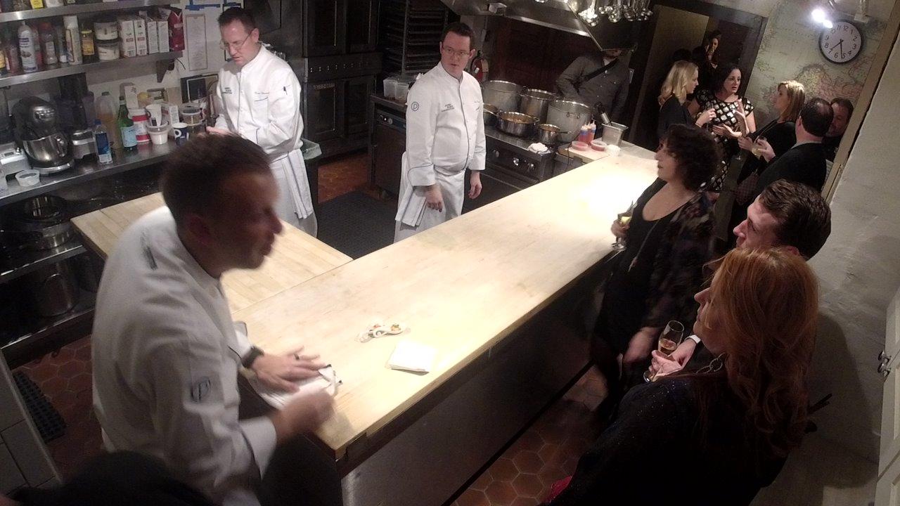 JBF Kitchen Cam on Livestream