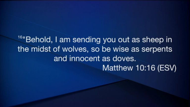 Wednesday Night Bible Study on Livestream