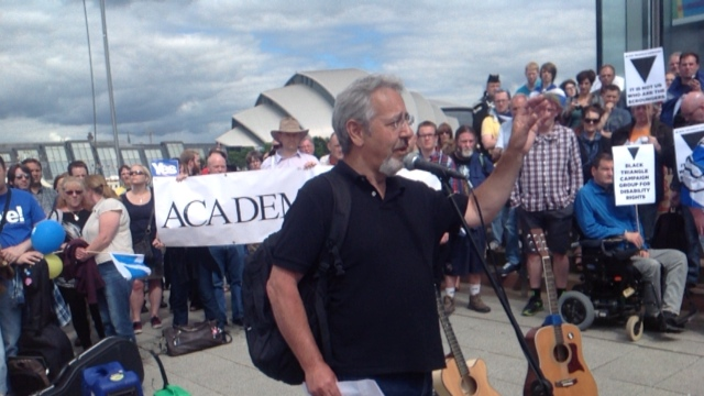 BBC Bias Peaceful Protest #2