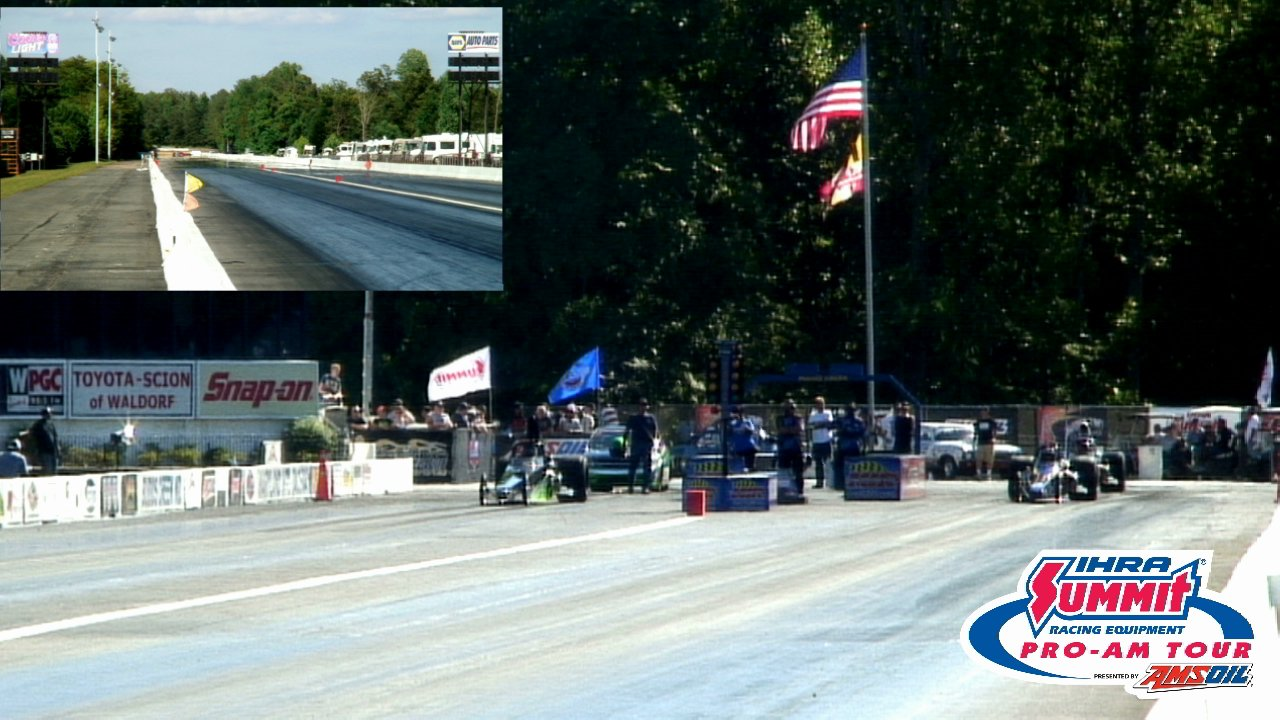 IHRA Pro Am - Maryland International Raceway on Livestream