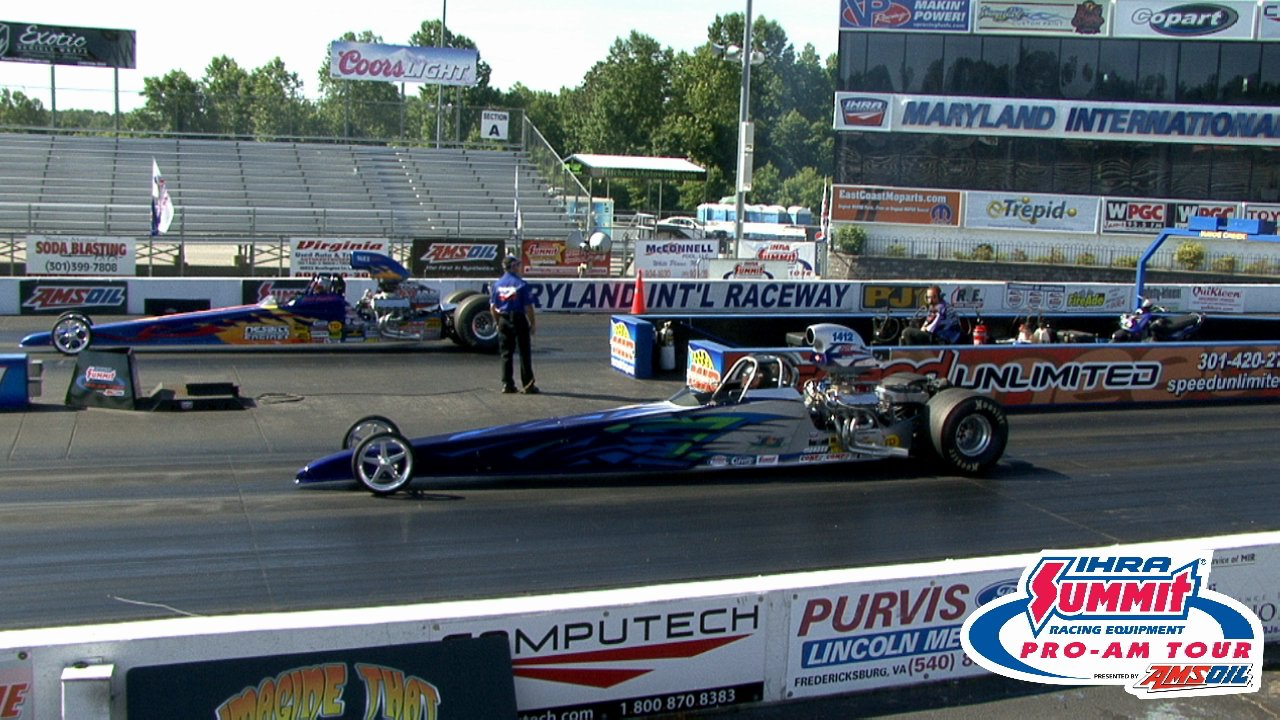 Ihra Pro Am Maryland International Raceway On Livestream