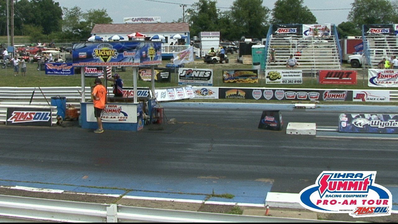 IHRA Pro Am - Pittsburgh on Livestream