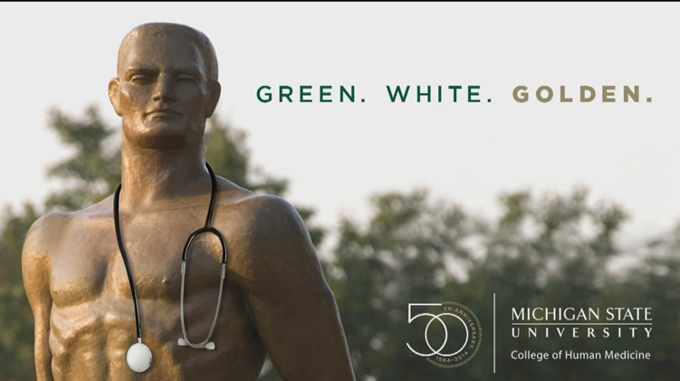 livestream cover image for MSU Rx & The Andrew Hunt, M.D. Lecture