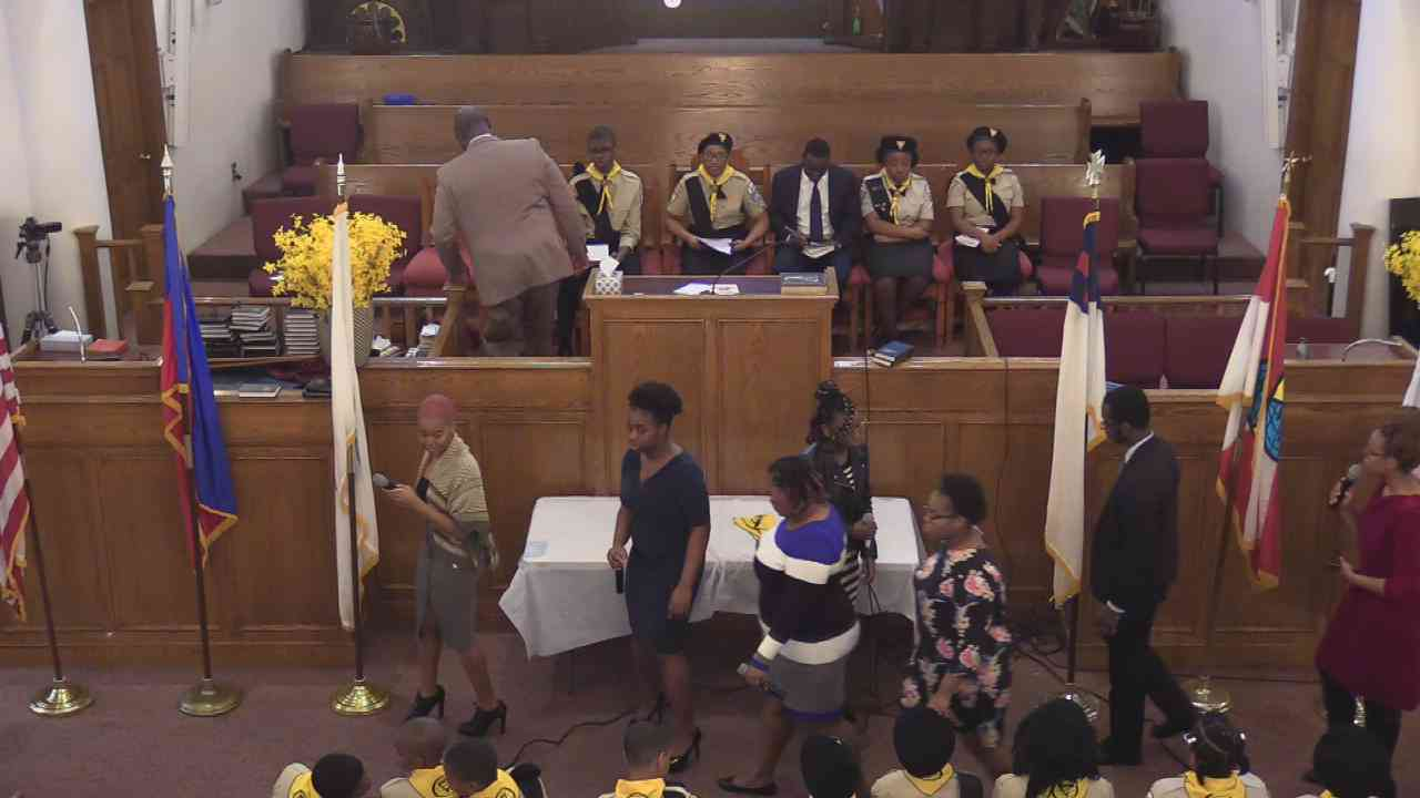 Sda church service live