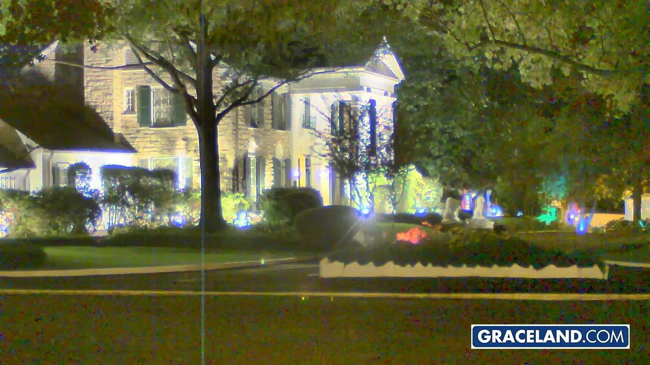Graceland Cam on Livestream