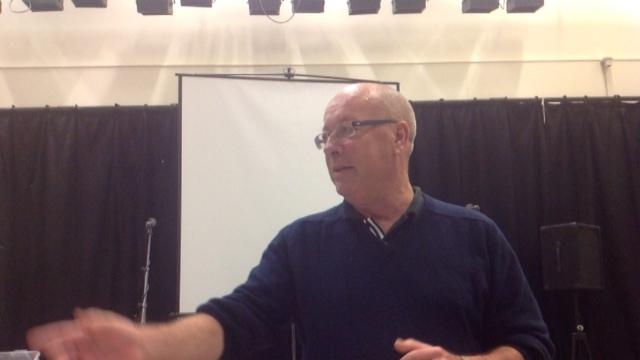 Jim Sillars, Final Public Meeting+