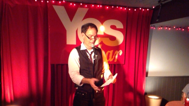 Live from the Yes Bar