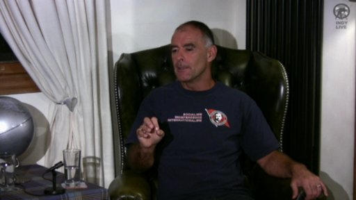 Conversation with Tommy Sheridan