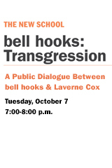 bell hooks & Laverne Cox on Livestream