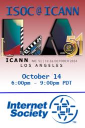 ISOC at ICANN 51