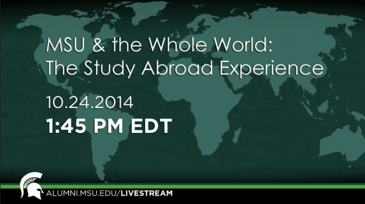 livestream cover image for MSU & The Whole World