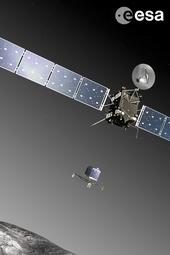 Rosetta #CometLanding webcast
