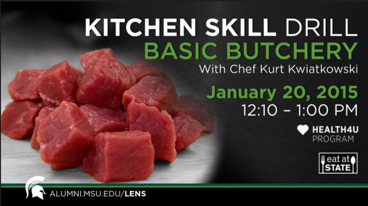 Livestream cover image for KSD   Basic Butchery