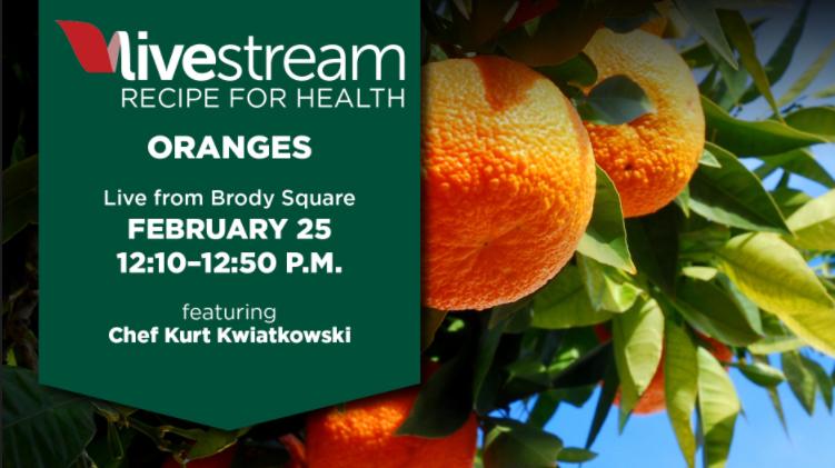 Livestream cover image for R4H   Oranges