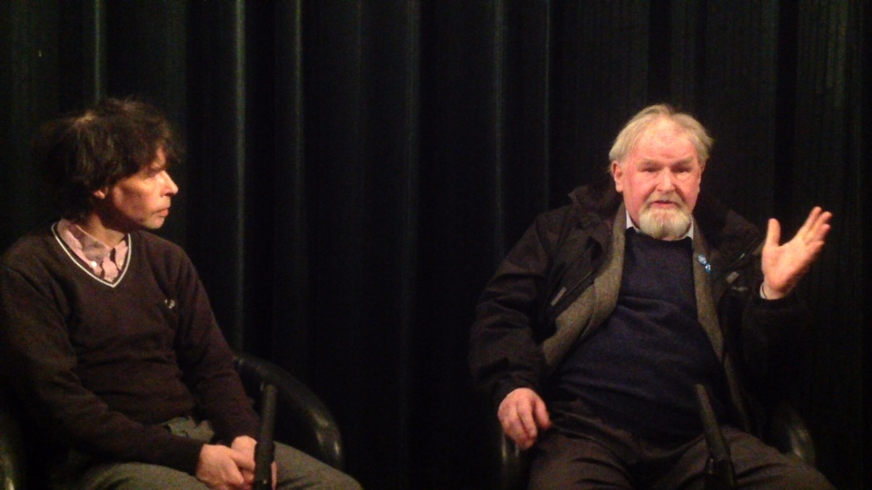 From GFT Glasgow, Q&A with Alasdair Gray