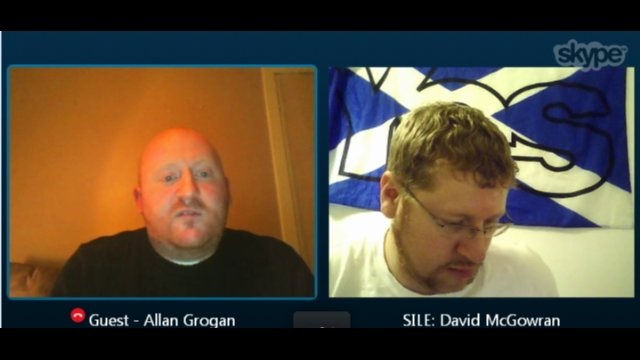 A conversation with Allan Grogan