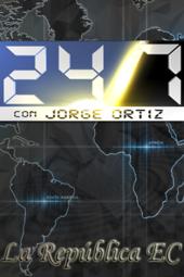 24/7 con Jorge Ortiz
