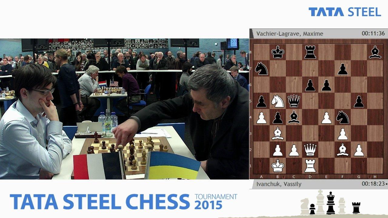 tata chess live
