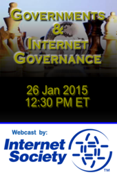 Governments and Internet Governance