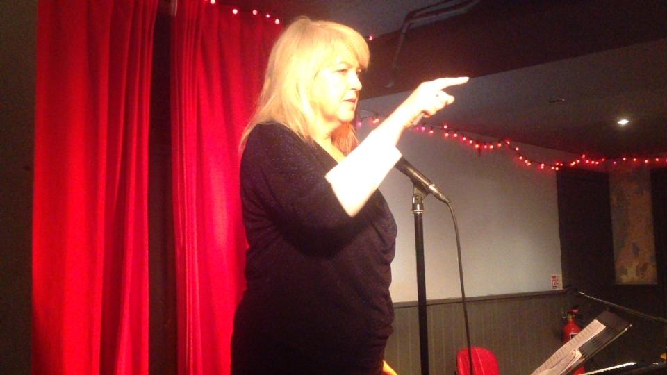 Lesley Riddoch: White Blossom talks 2015