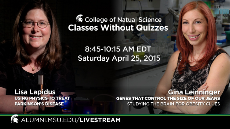 livestream cover image for Classes Without Quizzes | Lisa Lapidus & Gina Leinninger