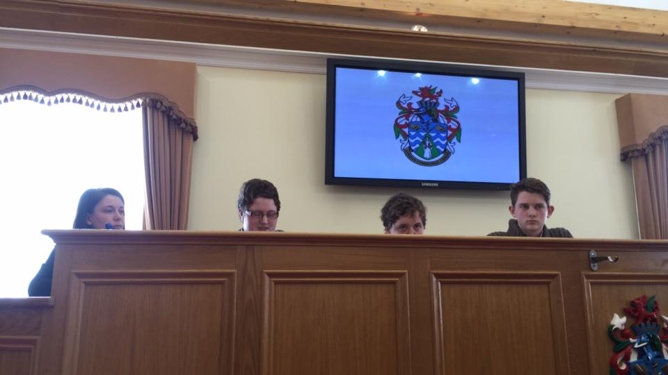 Llanelli Young Leaders Debate | Dadl Arweinwyr Ifanc Llanelli