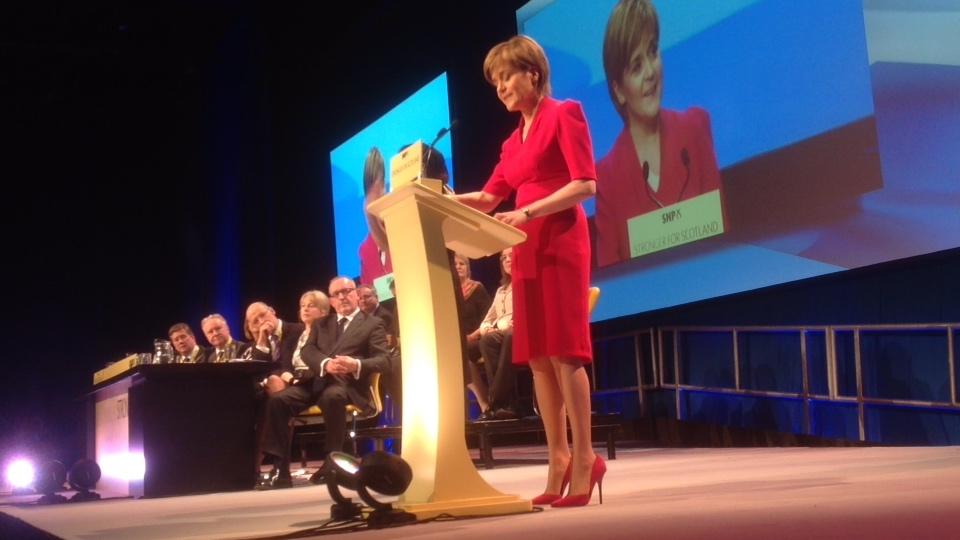 SNP Campaign Conference 2015