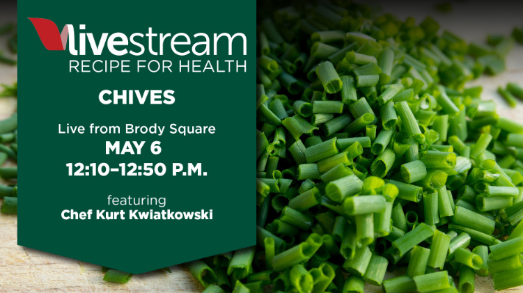 Livestream cover image for R4H     Chives