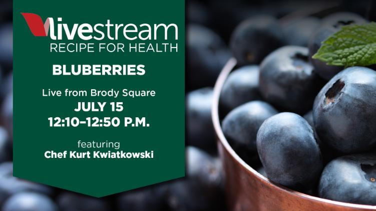 Livestream cover image for R4H   Blueberries