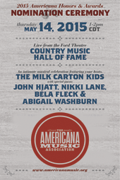 Americana Music Honors & Awards Nomination Ceremony