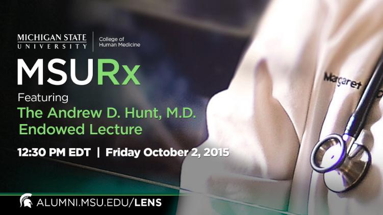 Livestream cover image for MSU Rx