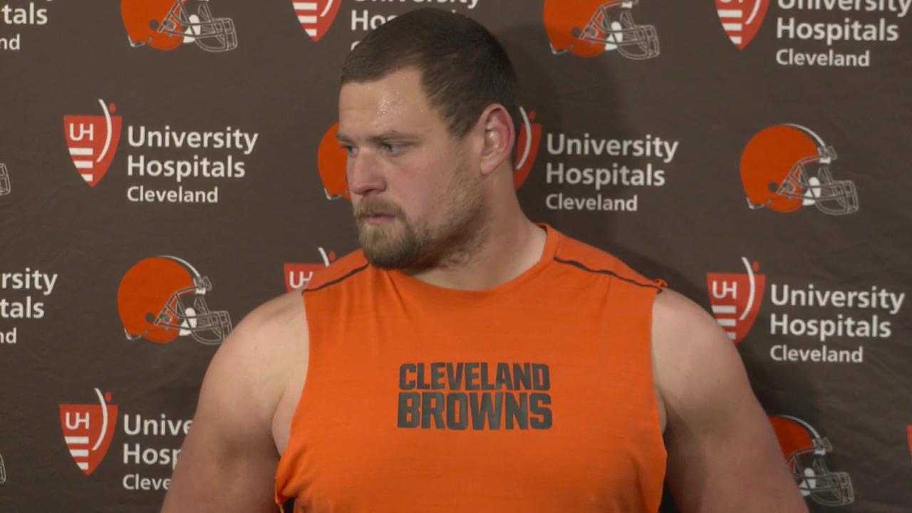 Browns coordinator press conferences 10 6