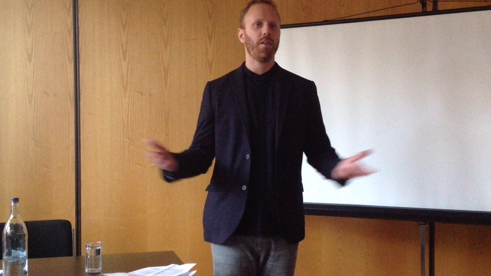 Max Blumenthal: The 51 Day War book launch with Glasgow SPSC