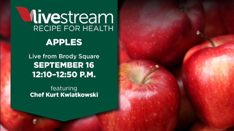 Livestream cover image for R4H   Apples
