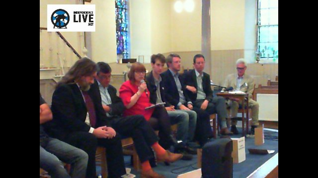 Hustings Edinburgh by-election