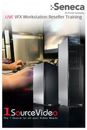 Seneca VFX Workstations Training