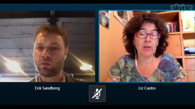KILTR chat with Liz Catsro #Catalonia