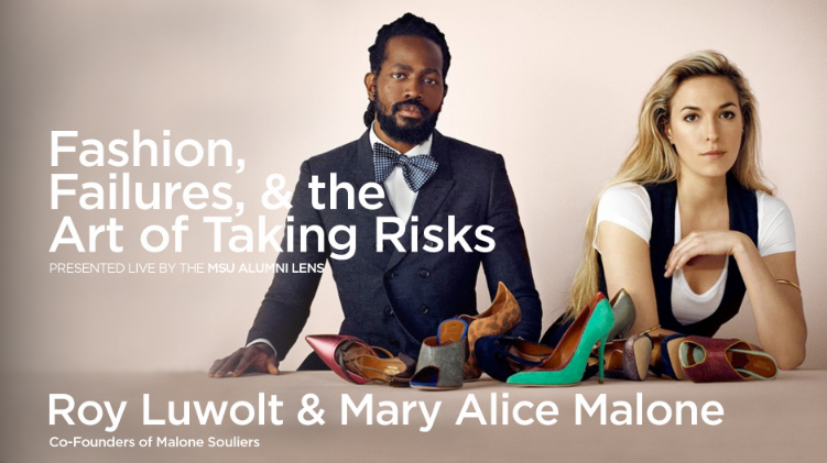 livestream cover image for Fashion, Failures, & the Art of Taking Risks