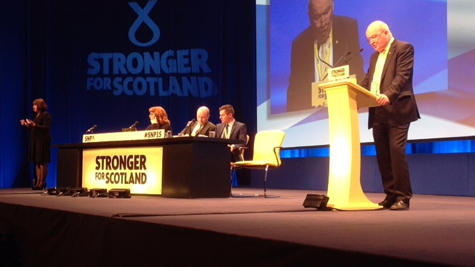 Final Day - SNP Annual National Conference 2015
