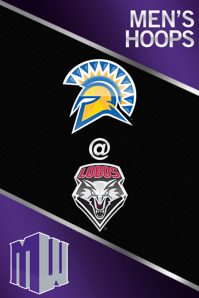 2.13.16 San Jose State @ New Mexico Men's Basketball (ROOT ...