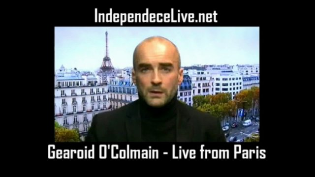 RESCHEDULED - Gearoid O'Colmain Interview