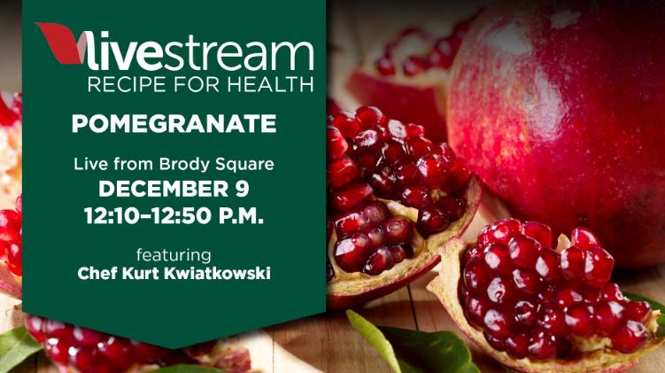 Livestream cover image for R4H     Pomegranates